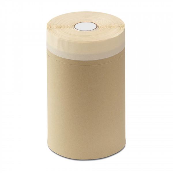 GS Quality Products Afdekpapier met tape 30m x 250mm