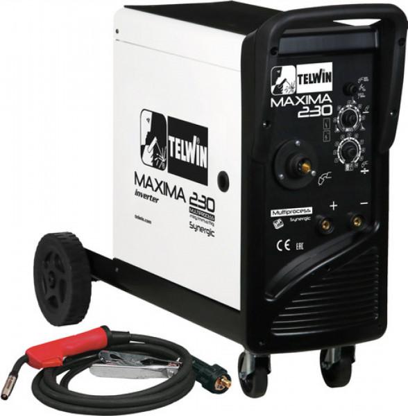 Telwin Maxima 230 Synergic- 230V