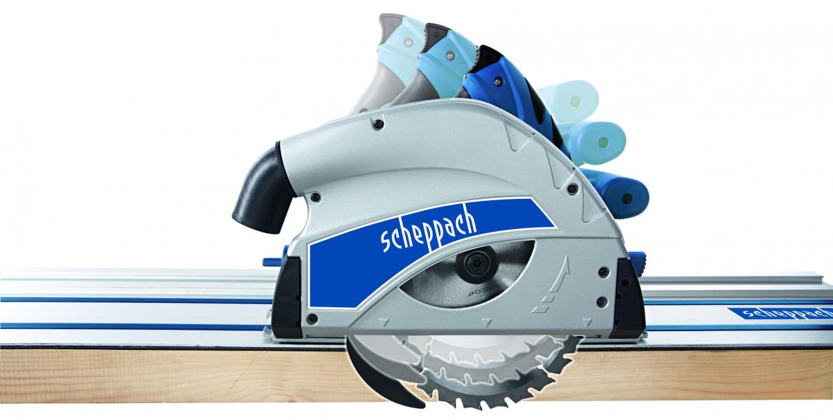 Scheppach Invalzaag, Liniaalzaag 160mm PL55