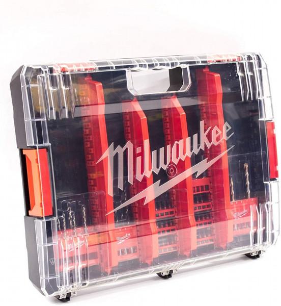 Milwaukee 4932464144 Heavy Duty Accessoire Boor en Bitset 50 Delig