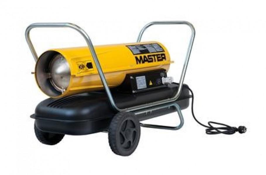 Master Directe Diesel Heater B 100 CED