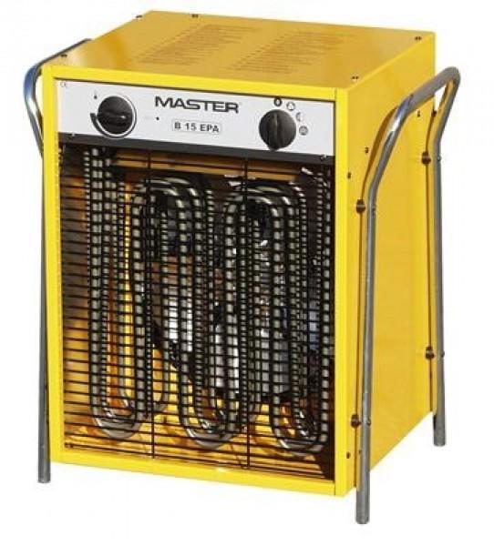 Master Elektrische Heater B 15 EPB