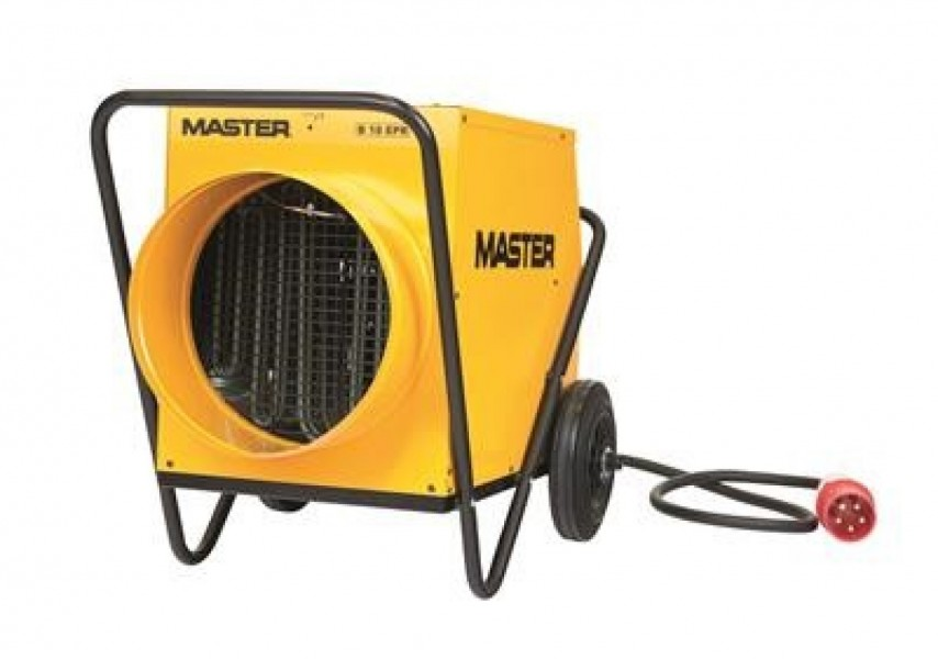 OCCASION - Master Elektrische Heater B 18 EPR