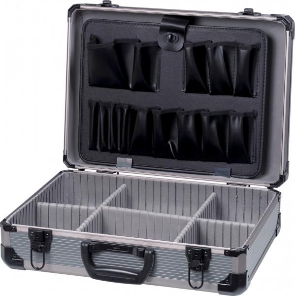 Erro EC1701 Aluminium Koffer, Opbergkoffer 485 x 335 x 152 mm.