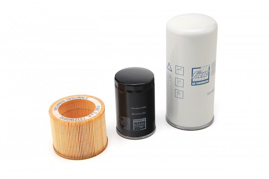 HBM Filterset TBV Schroefcompressoren