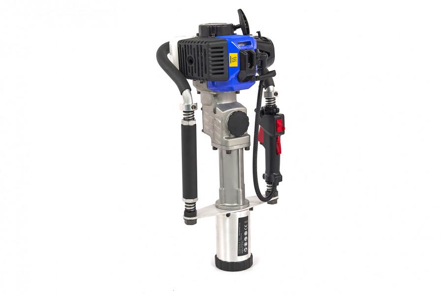 HBM Profi 2-Takt-Stampfer / Rammgerät 32,7 ccm Benzin