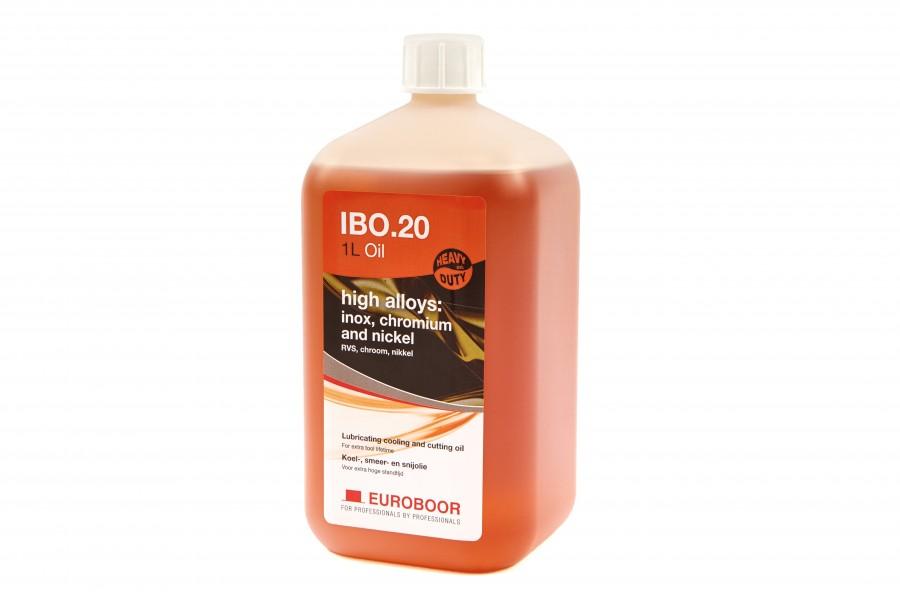 Euroboor IBO.2001 Koelsmeermiddel Inox, Chroom, Nikkel metalen 1 Liter