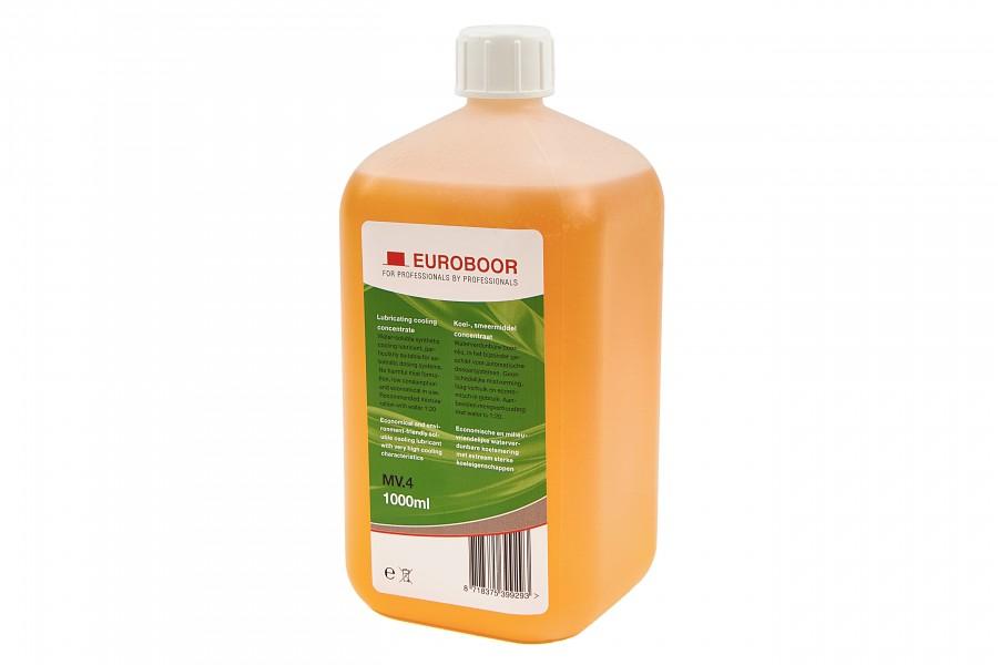 Euroboor Koelsmeermiddel Water oplosbaar voor alle materialen 1 Liter