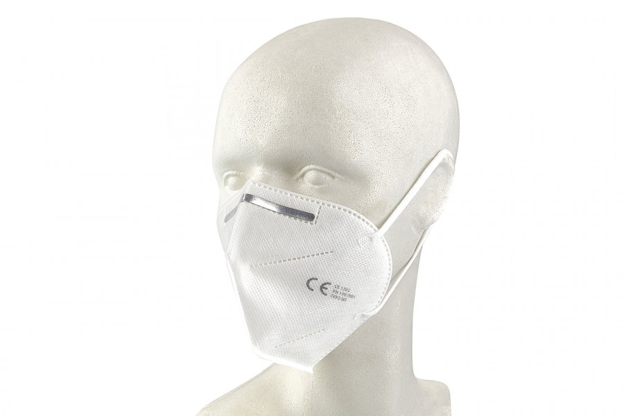 HBM Professioneel Stofmasker, Mondkapje - 10 Stuks