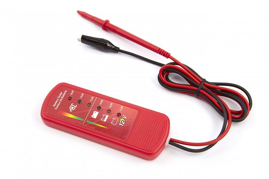 HBM Accu en Batterij tester