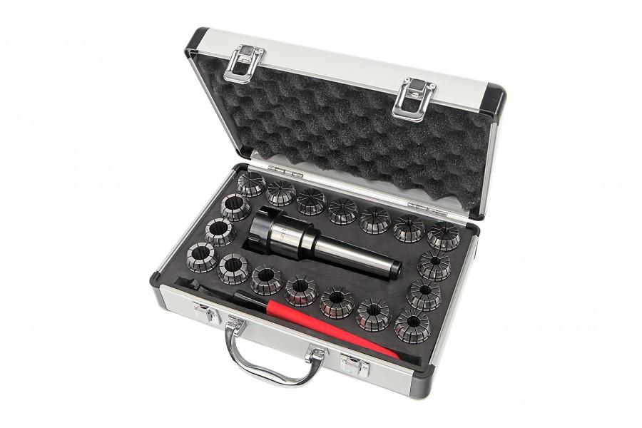 HBM 21 Delige MC / ISO ER32 Spantanghouderset