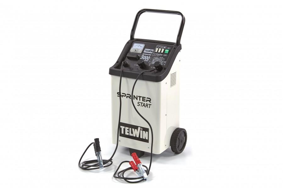 Telwin Sprinter 3000 Start 230 Volt 12-24V