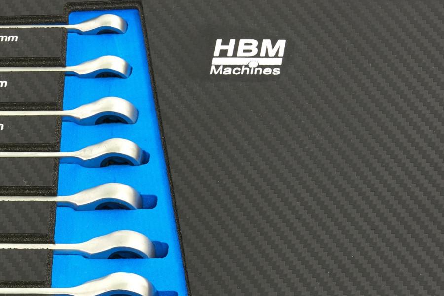 HBM 245 Delige Premium Gereedschapsvulling voor Gereedschapswagen