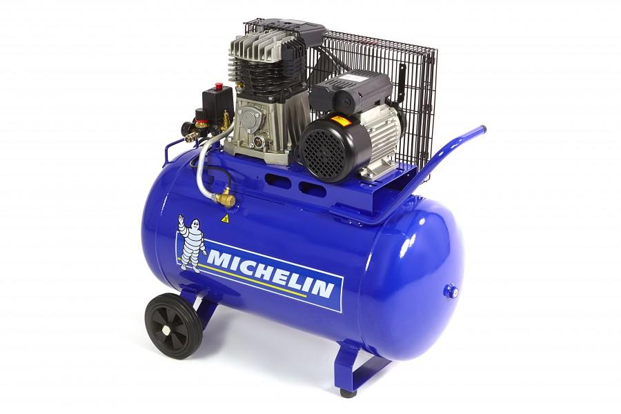 Michelin 100 Liter Compressor 3PK - 230 Volt