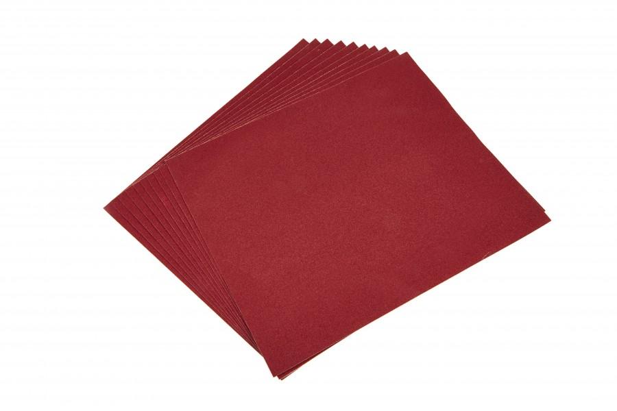 HBM Schuurpapier pak 10 stuks