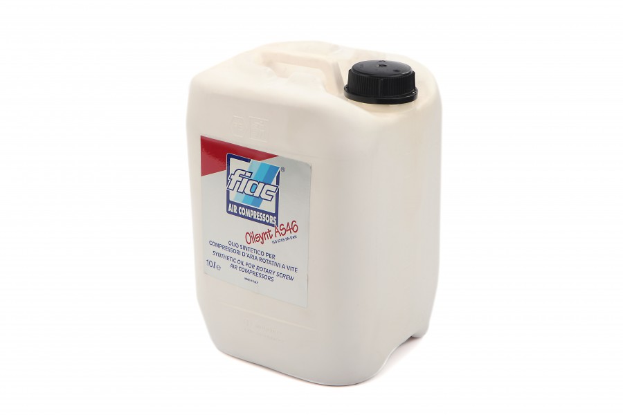 HBM 10 Liter Synthetische olie voor Schroefcompressoren