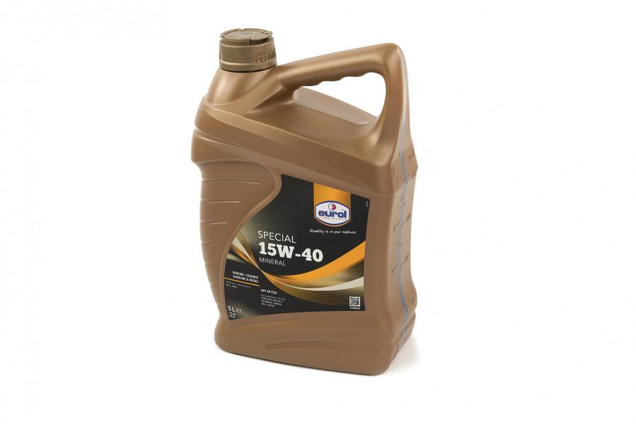 Eurol Special Olie voor Aggregaten