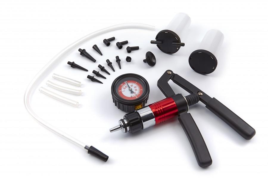 HBM 21 Delige Vacuum Pomp voor Remvloeistof - Remontluchter