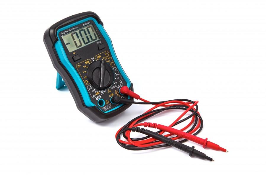 HBM Professionele Digitale Multimeter
