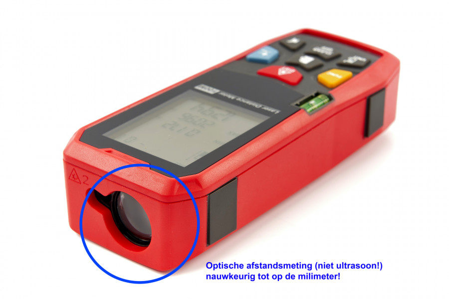 HBM Professionele Laser Afstandsmeters