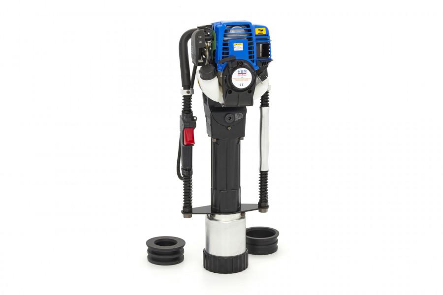 HBM Professionele 4-Takt 38 cc Benzine Palenrammer / Heimachine 120 mm