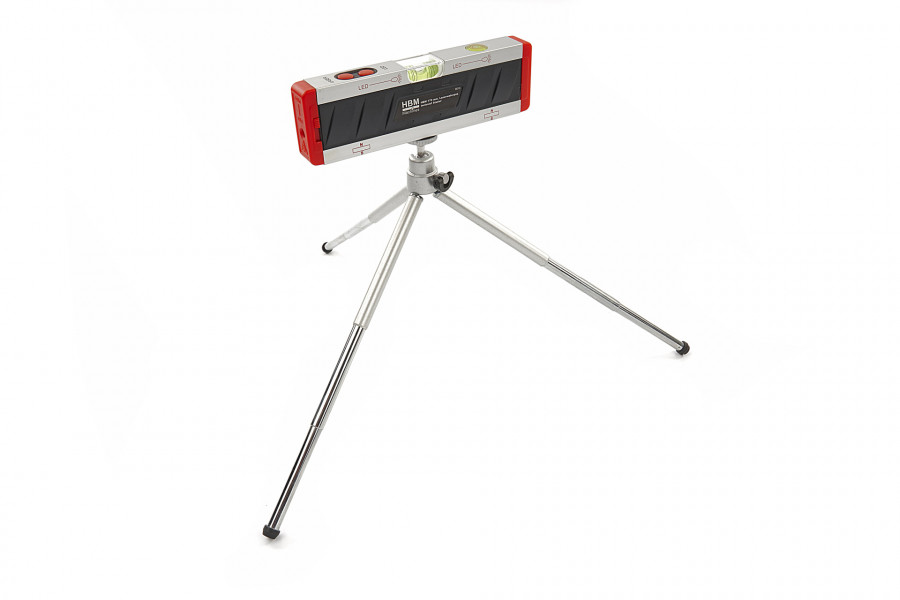 HBM 175 mm Laserwaterpas Inclusief Statief