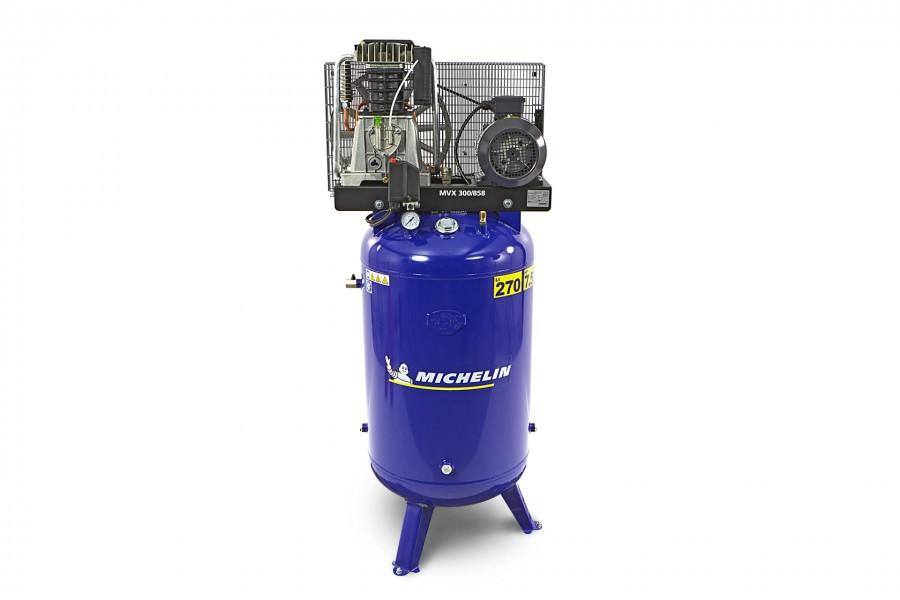 Michelin 270 Liter Verticale Compressor 7,5 Pk