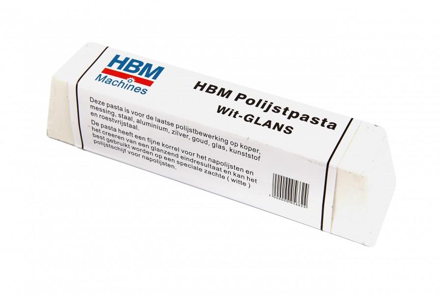 HBM Polijstpasta Wit – GLANS