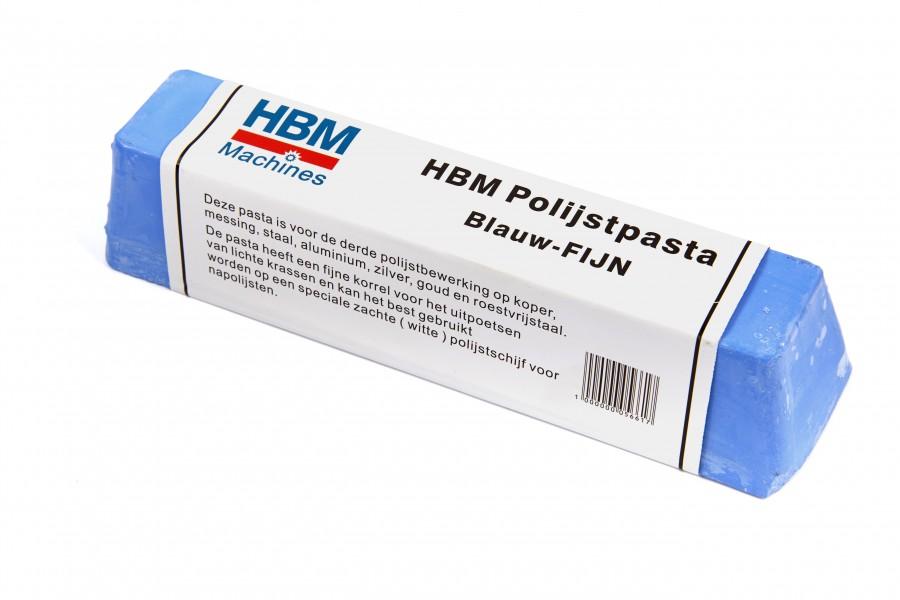 HBM Polijstpasta Blauw – FIJN