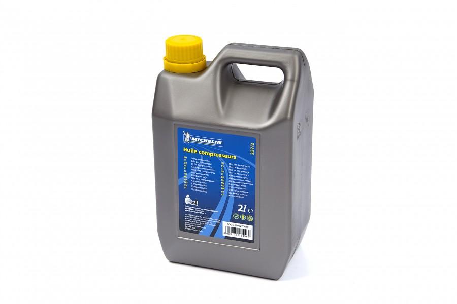 Michelin 2 Liter Compressorolie