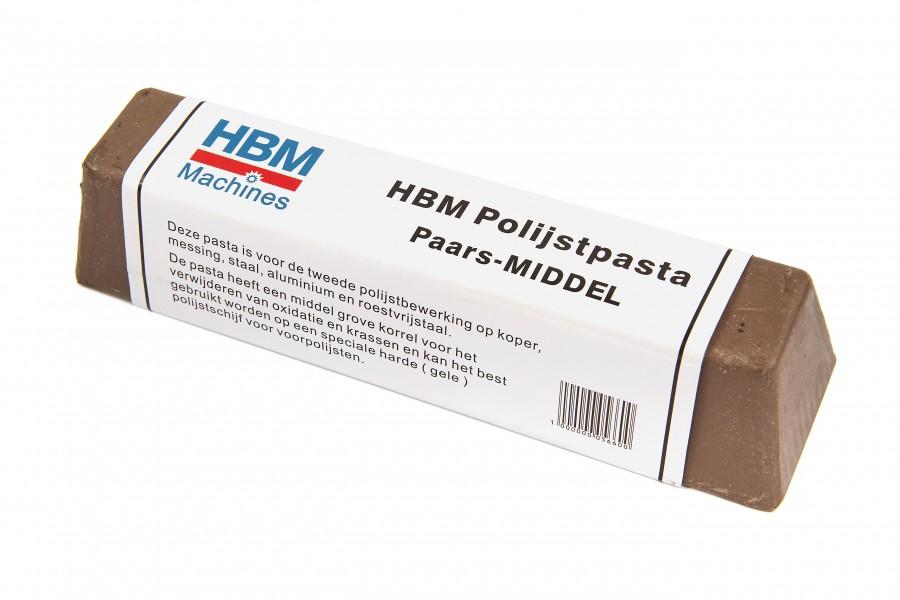 HBM Polijstpasta Paars – MIDDEL