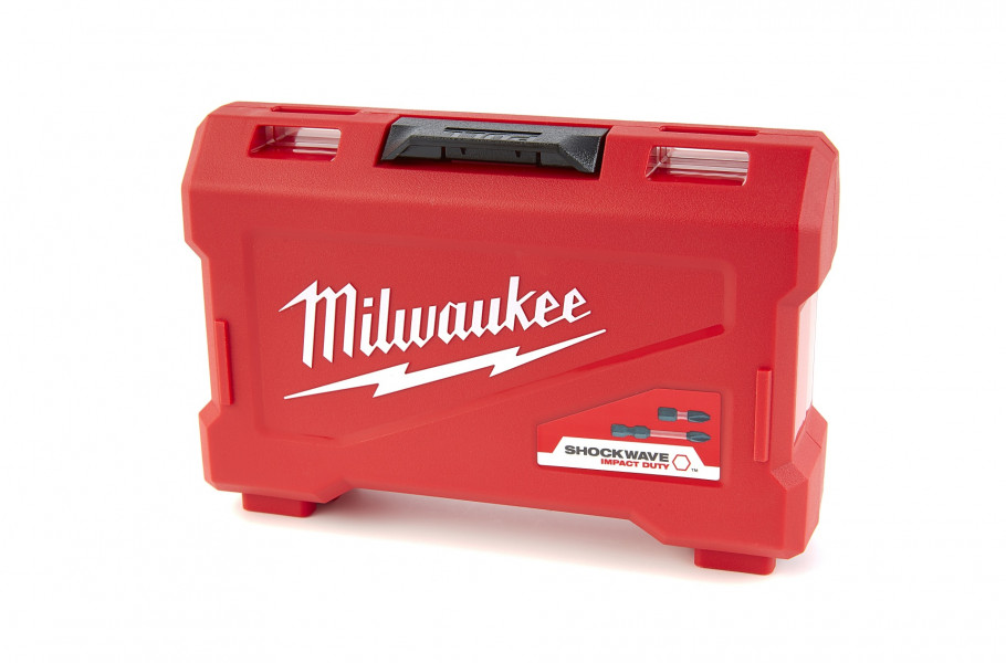 Milwaukee Accessoires Shockwave 56 Delige Impact Duty Bitset