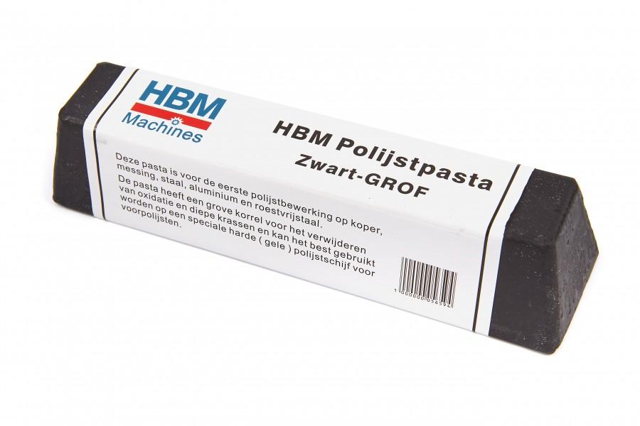 HBM Polijstpasta Zwart – GROF