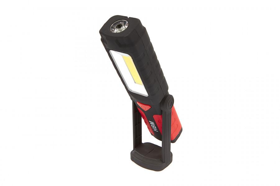 HBM 220 Lumen 3 in 1 Magnetische LED Zaklamp