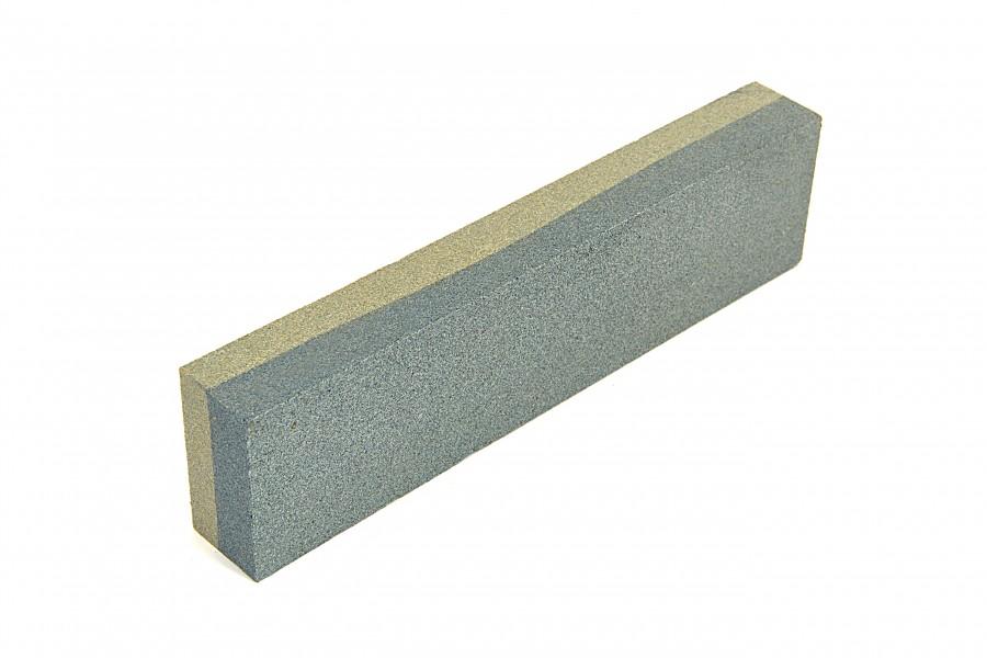 Silverline 200 mm Dubbele Aluminium Oxide Wetsteen Fijn/Medium