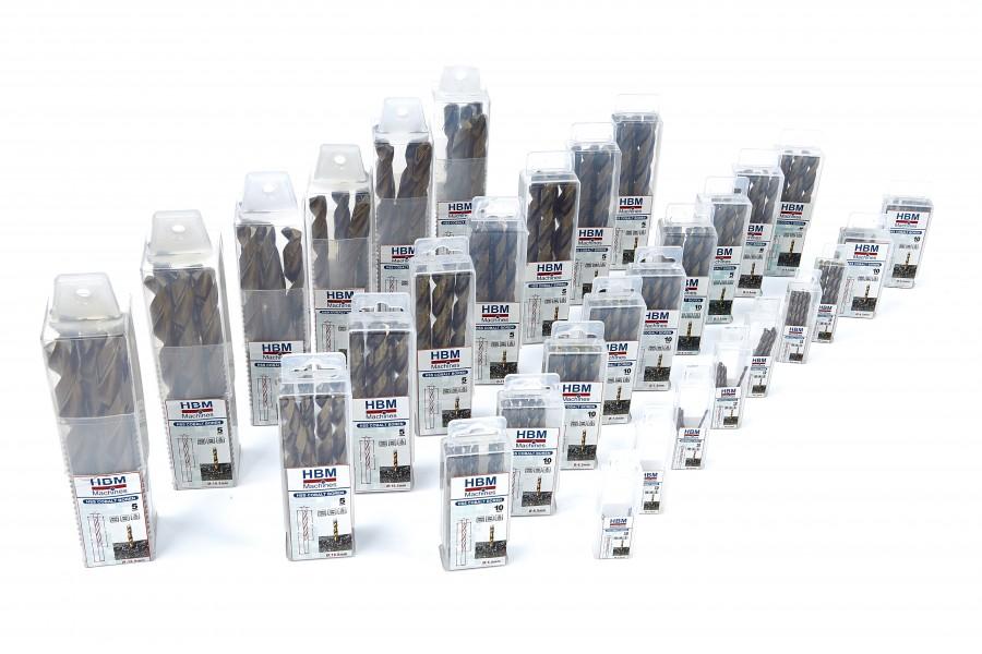 HBM Cobalt Boren Verpakt per 5 en 10 stuks