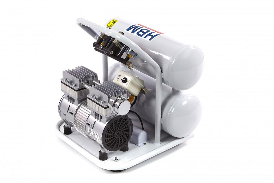 HBM 20 Liter Professionele Low Noise Compressor