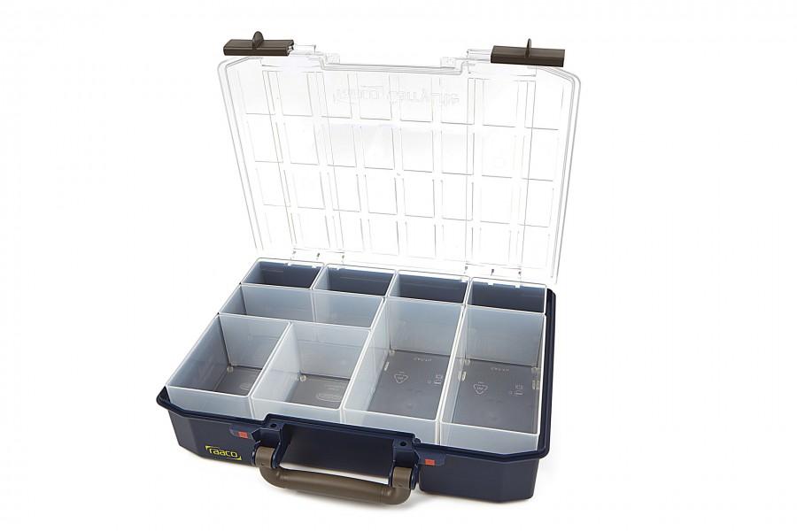 Raaco CarryLite 80 4x8-9 Organizer incl 9 inzetbakken - 143608