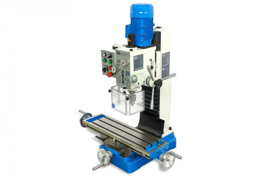 HBM 30 PROFI Tandwiel Aangedreven Metaalfreesmachine 400 Volt