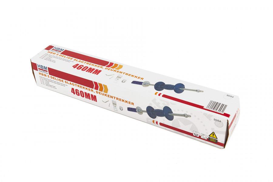 HBM 5 Delige Slagtrekker, Deukentrekker