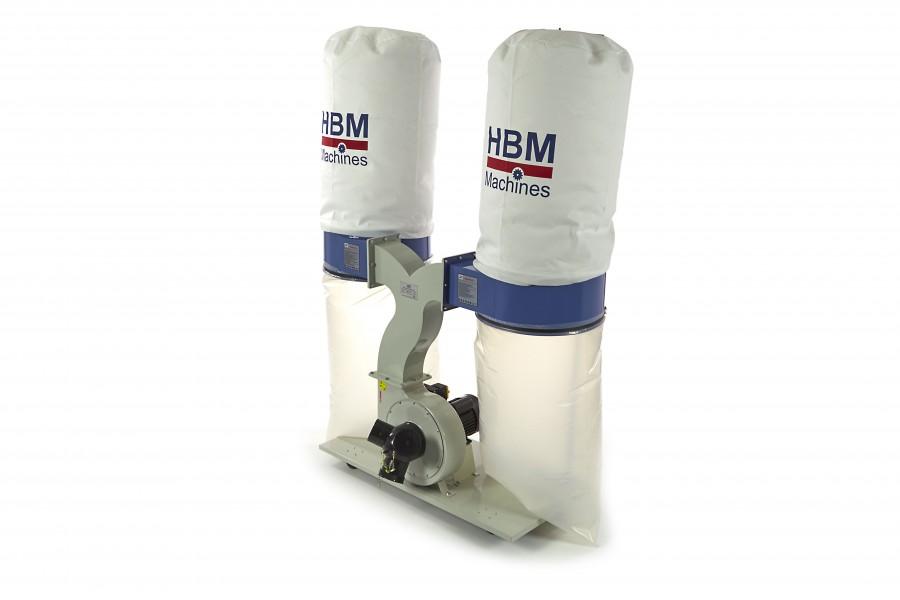 HBM 300 Stofafzuiginstallatie