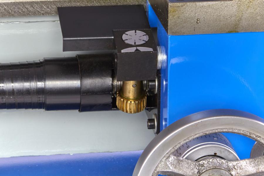 HBM 330 X 600 Metaaldraaibank Compleet