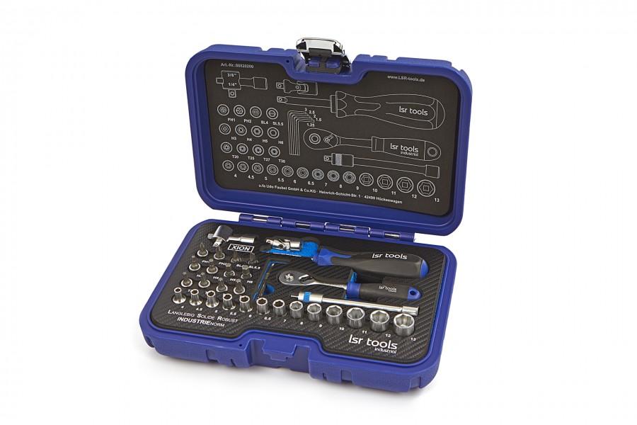 LSR Tools 36 Delige 1/4