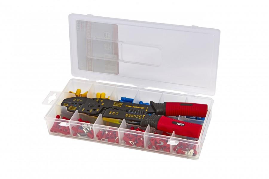 HBM 271 Delige Kabelschoentang Set