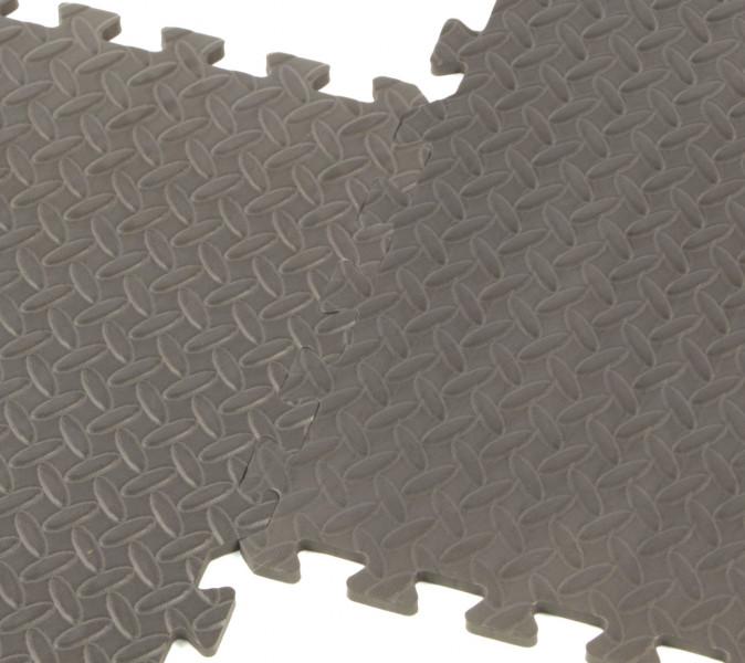 HBM 4 Delige Foam Vloertegel Set voor Vloerbescherming