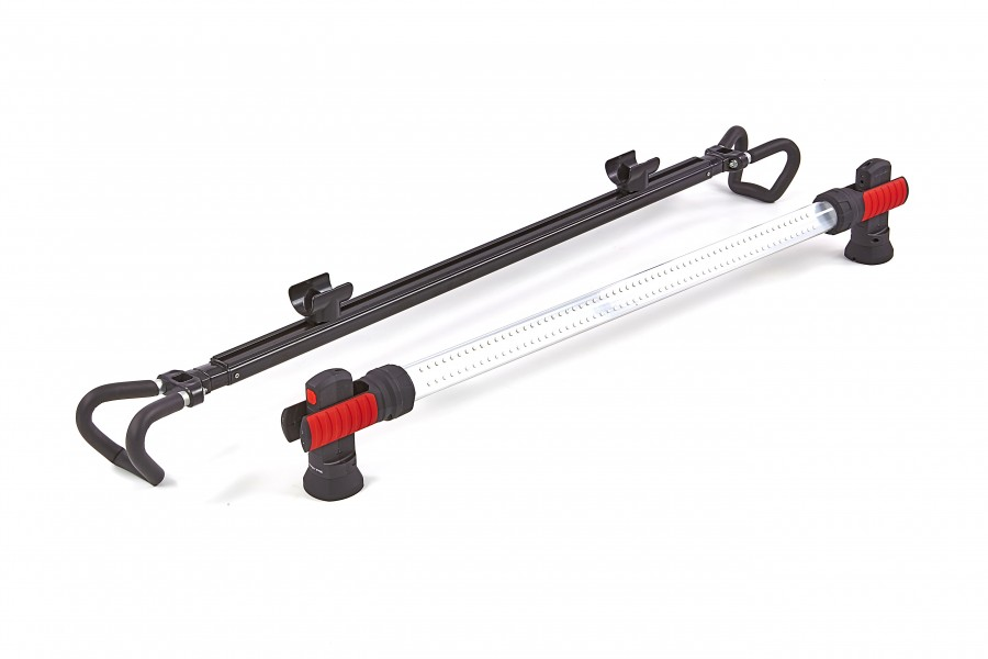 HBM 120 LED's Oplaadbare Motorkaplamp