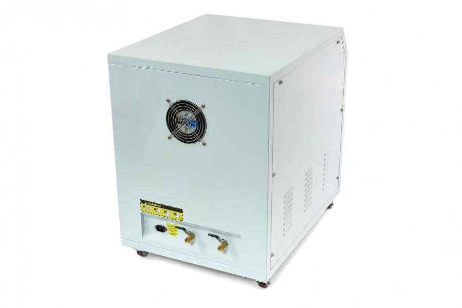 HBM Dental 1500 Watt 50 Liter Professionele Low Noise Compressor