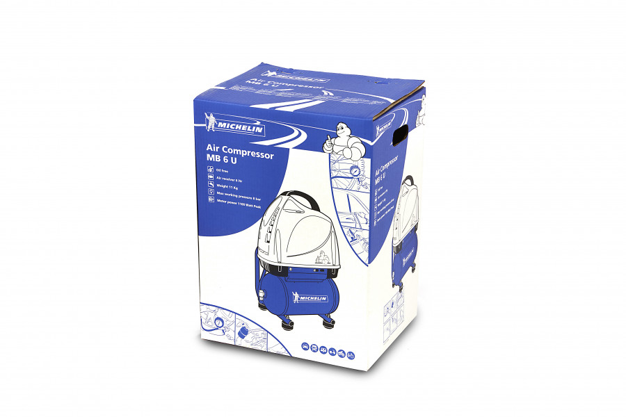 Michelin 6 Liter Compressor