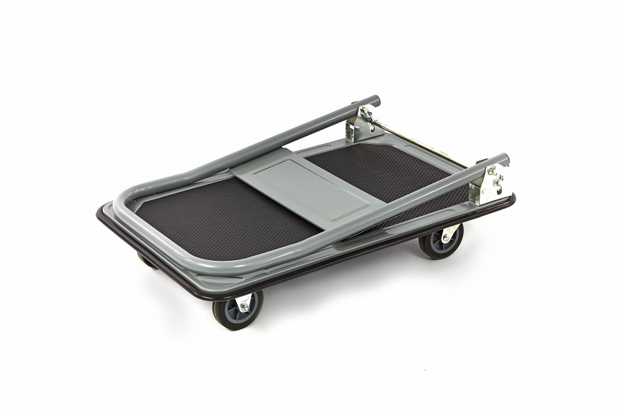HBM 150 Kilo Opvouwbare Transportwagen, Transportkar met rem