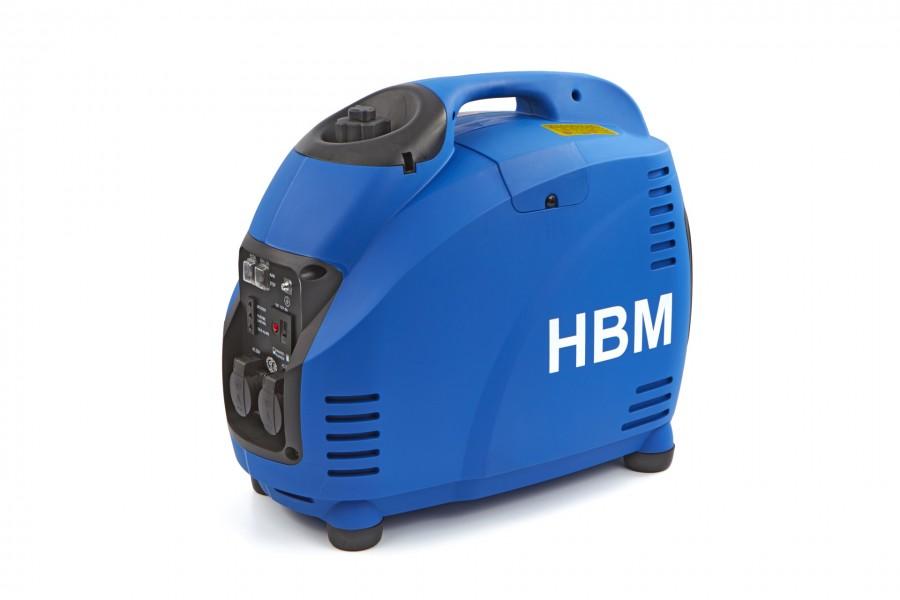 HBM 2000 Watt Generator, Inverter, Aggregaat Met Benzinemotor